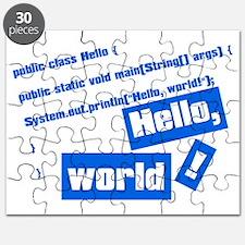 Hello, World! Puzzle
