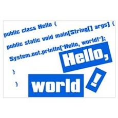 Hello, World! Poster