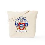 Saraiva Family Crest Tote Bag