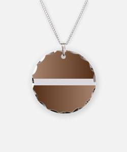 Black White Race Equality Eq Necklace