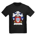 Saraiva Family Crest Kids Dark T-Shirt