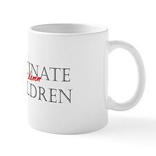 Vaccinate Your Damn Children Small Mug