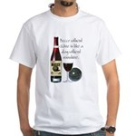 Bocce And Wine T-Shirt