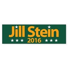 Jill Stein 2016 Bumper Bumper Sticker