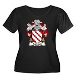 Salviati Family Crest Women's Plus Size Scoop Neck