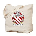 Salviati Family Crest Tote Bag