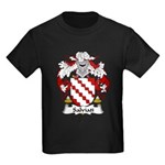 Salviati Family Crest Kids Dark T-Shirt