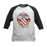 Salviati Family Crest Kids Baseball Jersey