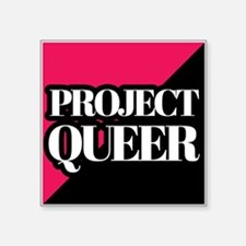 Project Queer Logo Sticker