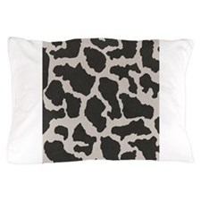 Cowhide, Cow Pattern Pillow Case