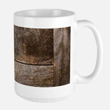 barn wood lace western country Mugs