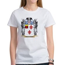 Frederick Coat of Arms - Family Crest T-Shirt