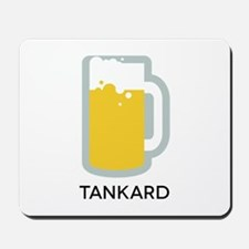 Tankard Beer Mug Mousepad