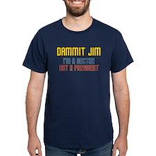 Star Trek Dammit Jim T-Shirt