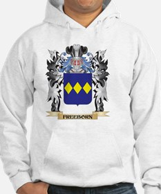 Freeborn Coat of Arms - Family C Hoodie