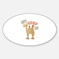 Happy Hump Day Decal