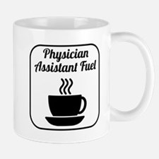 Physician Assistant Fuel Mugs