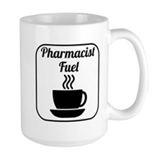Pharmacist Fuel Mugs