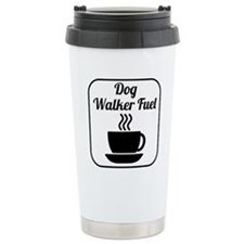 Dog Walker Fuel Travel Mug