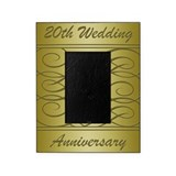20th anniversary Picture Frames