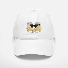 Newlywed Pug Brides Hat