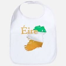 Eire Ireland Flag Bib