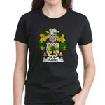 Robles Family Crest Women's Dark T-Shirt