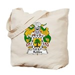 Robles Family Crest Tote Bag