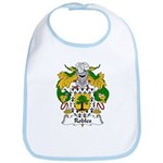 Robles Family Crest Bib