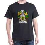 Robles Family Crest Dark T-Shirt