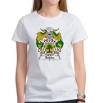 Robles Family Crest Women's T-Shirt