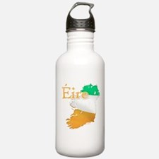 Eire Ireland Flag Water Bottle
