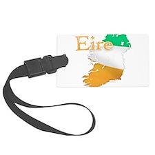 Eire Ireland Flag Luggage Tag