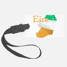 Eire Ireland Flag Luggage Tag