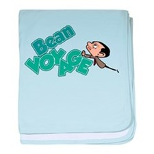 Mr. Bean: Bean Voyage baby blanket