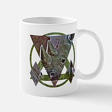 Black Rhino Mug