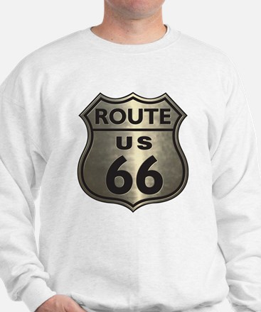 Chrome Route66 Sweatshirt