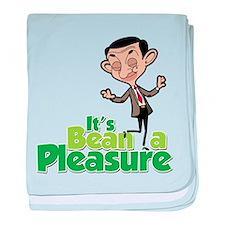 Mr. Bean: Pleasure baby blanket