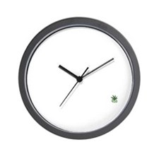 Unique 420 Wall Clock