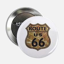 Golden Route66 Button
