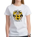 Rezende Family Crest Women's T-Shirt