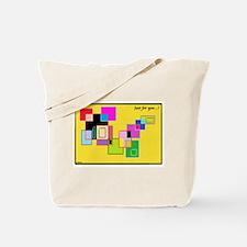 Cute Blank thank you Tote Bag