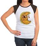 Luna Women's Cap Sleeve T-Shirt