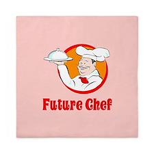 FUTURE CHEF Queen Duvet