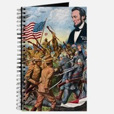 True sons of freedom Vintage Poster Journal