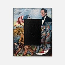 True sons of freedom Vintage Poster Picture Frame