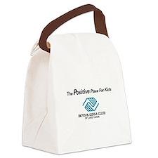 Cute Girls club Canvas Lunch Bag
