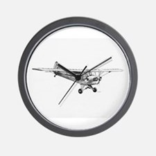 Piper Cub Wall Clock