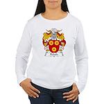 Rebolo Family Crest Women's Long Sleeve T-Shirt