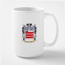 Fuller Coat of Arms - Family Crest Mugs